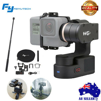 Feiyu WG2 Wearable Waterproof Gimbal for GoPro Hero 4/5/6 Session Action Camera