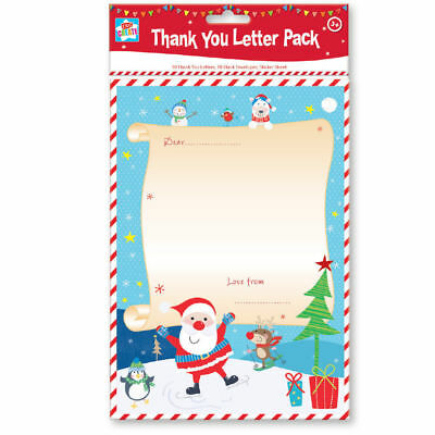 1//2//4 Santa/'s Letter Pack Christmas Xmas Kids Activities Stickers /& Colouring KC