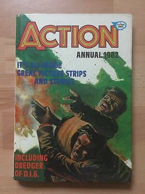 Action Annual (1982) - Fab!