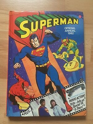 Superman Annual (1982) - Fab!