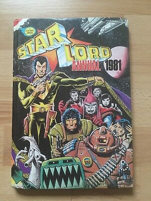 Starlord Annual (1981) - Fab!