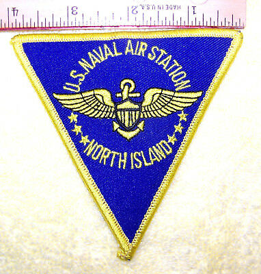 New/Unused U.S. NAVAL AIR STATION NORTH ISLAND Patch