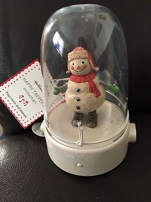 Hallmark Ornament Happy Tappers Snowman