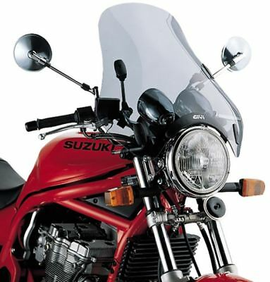 GIVI Universal Windscreen fitting kit D45 4 point handlebar and fork fixed