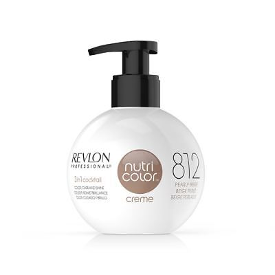 Revlon Nutri Color Creme Ball - Pearly Beige 812 270ml