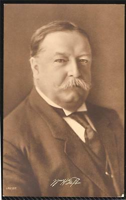 William Howard Taft.vintage  Photo Postcard