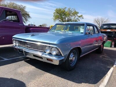 Chevelle -Malibu post-Mint Condition-4 Speed FROM SOUTH CAR 1966 Chevrolet Chevelle for sale!