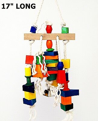 Parrot Bird Cage Toy The Carnival Parrot toys for amazon cockatto mini macaw