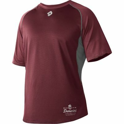 DeMarini Men's Game Day Short Sleeve Shirt