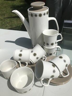 J&G Meakin Studio Coffee Set