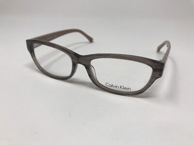 d2ba26caf20 Calvin Klein CK 5836 281 52mm Turtledove Silk Optical Eyeglasses Frames 706
