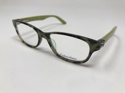 463093ffc52 Calvin Klein CK CK5733 Eyeglasses CK5733 507 Havana Green Demo 51mm CAMO  AT67