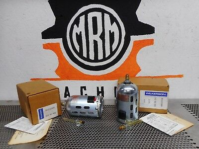 Wilkerson 002-95-965 Lubricator New In Box (Lot of 2) Fast Free Shipping
