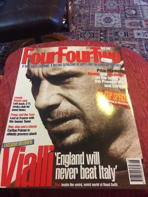 Four Four Two Issue 34 June 1997