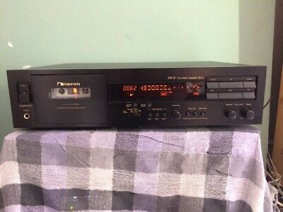 NAKAMICHI DR - 8 , High-End Tape Deck