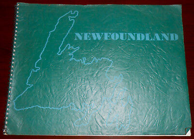 1945 Duty In Newfoundland Photo Book War Production Publication
