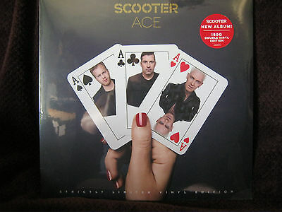 Scooter ACE ( Limited Edition ) 2 LP