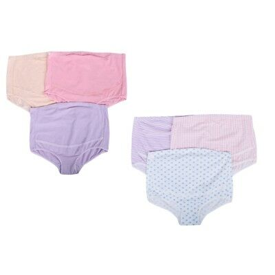 Prettyia 6x Women's Maternity Panties Cotton Breathable Underwear Briefs XXL