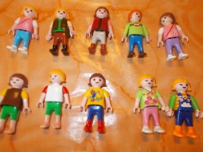 Playmobil 10 Kinder