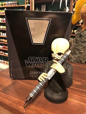 Gentle Giant Star Wars Figrin D'an MiniBust