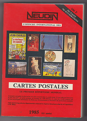 Catalogue Neudin 1985