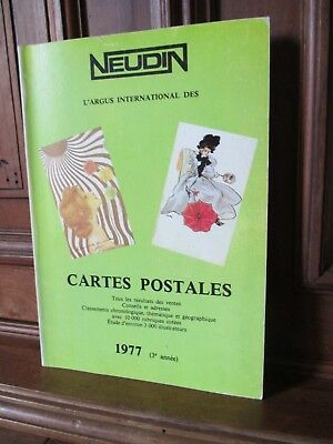 Catalogue Neudin 1977