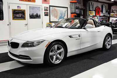 2014 Bmw Z4 Z4 S-Drive 2.8I Automatic Hard Top Convertible Clean Carfax 26905 Miles Heated Seats Hard Top Convertible Automatic Tan Leather