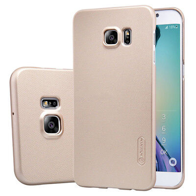NILLKIN Frosted Matte Cover Case + Film pour Samsung Galaxy S6 bord plus d' R2U6