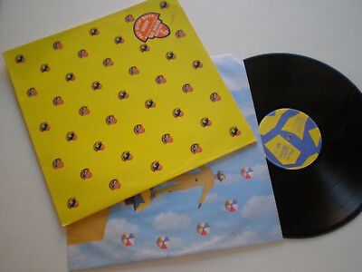 PET SHOP BOYS Very RARE SPAIN LP 1993 With STICKER AND INNER