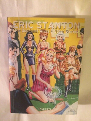 Eric Stanton OMNIBUS: The Dominant Wives and Other Stories  (Paperback)