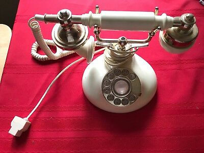 Vintage French Style Rotary Telephone/phone