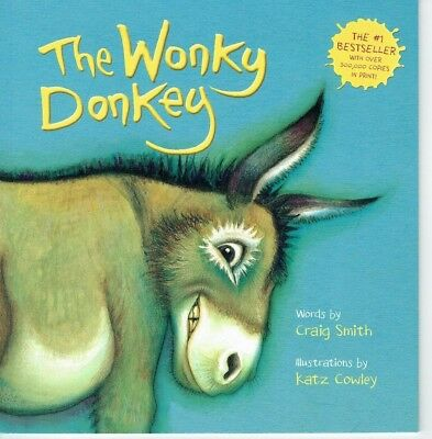 The Wonky Donkey by Craig Smith  Children's Reading Picture Story Book 2017