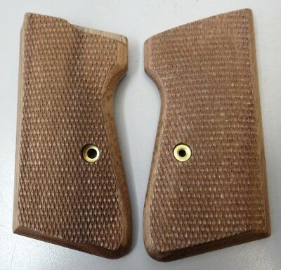 Walther PPK/S Grip Panels - Walnut - New - The Shooters Box - Free Shipping
