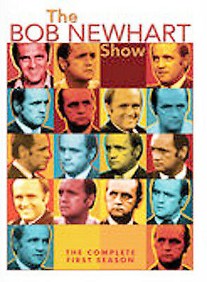 The Bob Newhart Show - The Complete First Season 1 (DVD, 2005, 3-Disc Set) - NEW