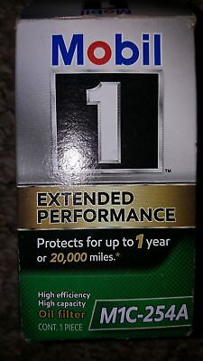 Mobil 1 Extended Performance, High Efficiency, High Capacity Oil Filter M1C254A