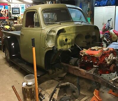 1952 Chevy Pick Up Truck for Sale