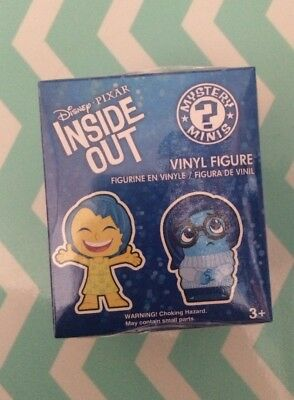Inside Out  Vinyl Figure Mystery Mini Funko