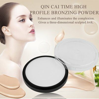 Professional Face Makeup High Light Shadow Silhouette Bronzer Cosmetic Powder L4
