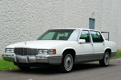 1992 Cadillac DeVille 65K Mile 4.9L NO RESERVE AUCTION SEE YouTube VIDEO 1992 Cadillac Deville SEDAN 65K Miles 4.9L NO RESERVE AUCTION SEE YouTube VIDEO