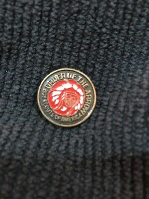Order of the Arrow MGM Indian Hat Pin