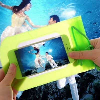 Practical 1pc Waterproof Underwater Pouch Dry Bag Pack Case Cover New