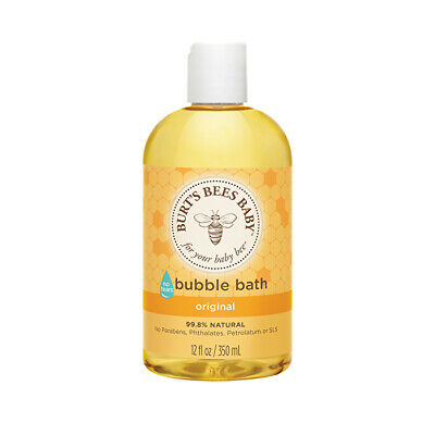 Burts Bees Baby Bee Bubble Bath Tear Free 354ml Bath & Shower