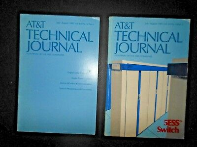 2 AT&T Technical Journal July-August 1985 5ESS Switch Digital Data Transmission