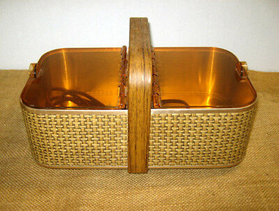"Retro Vintage Salton ""hot Basket"" Bread/roll/bun/anything Warmer"