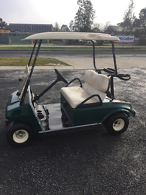 Club Car Ds Electric Golf Cart