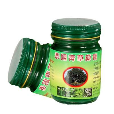 50g Thai Herbal Balm Strong Relief Pain Anti-inflammatory Swelling Tiger W