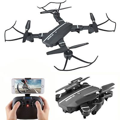 8807HD-G Drone Foldable Pocket RC Quadcopter With 2.4G 6 Axis 2MP WiFi Pixel