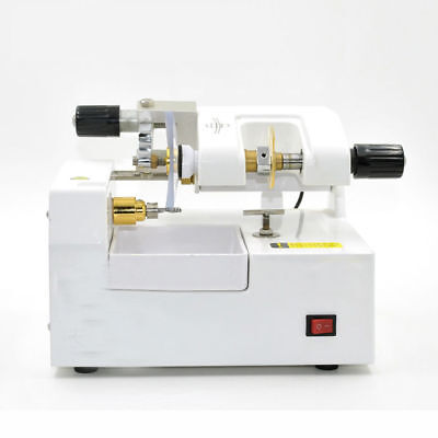 New 220V Eyeglass Cutting Milling Machine Optical Lens Cutter Grinding Machine