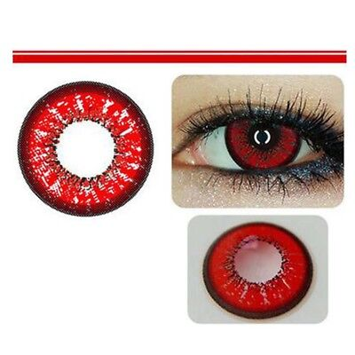 Cosplay Big Eyes Natural Comfort Unisex Fashion Coloured Contact Lenses Novità