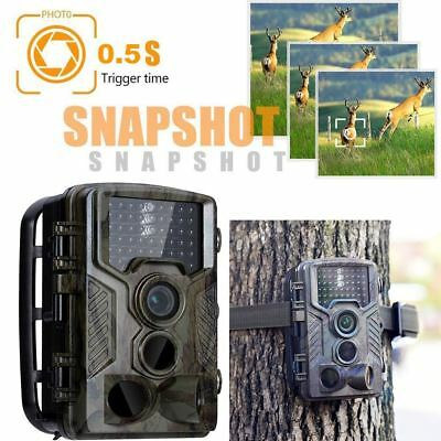HC800A 16MP 1080P HD Video Hunting Camera Night Vision 42 LEDs IR Trail Cam Trap